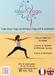 yoga mimizan plage