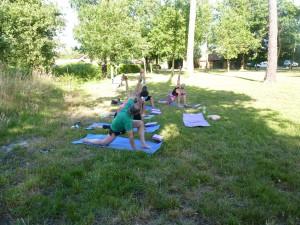 Cours de yoga jalan yoga mimizan