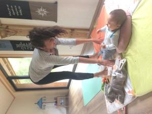 Yoga famille mimizan