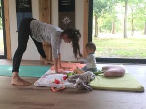 Yoga maman et bébé mimizan
